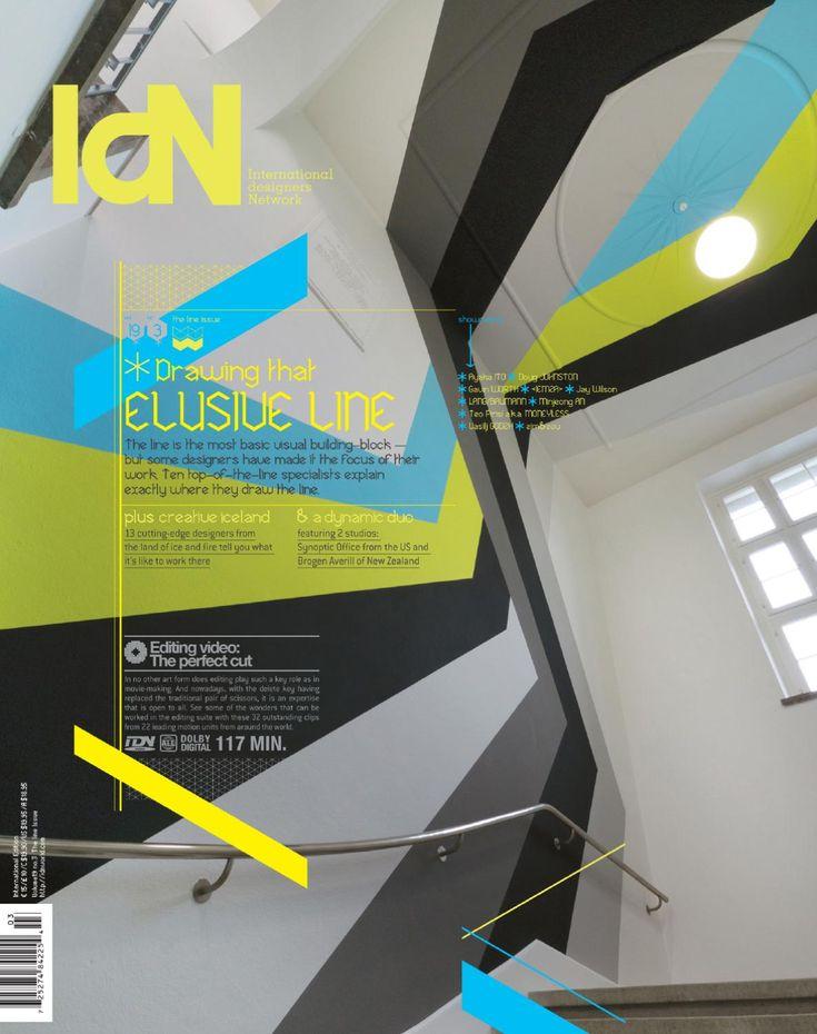 IdN v19n3: The Line Issue by IdN Magazine - issuu
