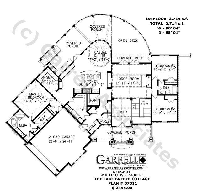 Lake Cottage House Plans: 1000+ Ideas About Cottage House Plans On Pinterest