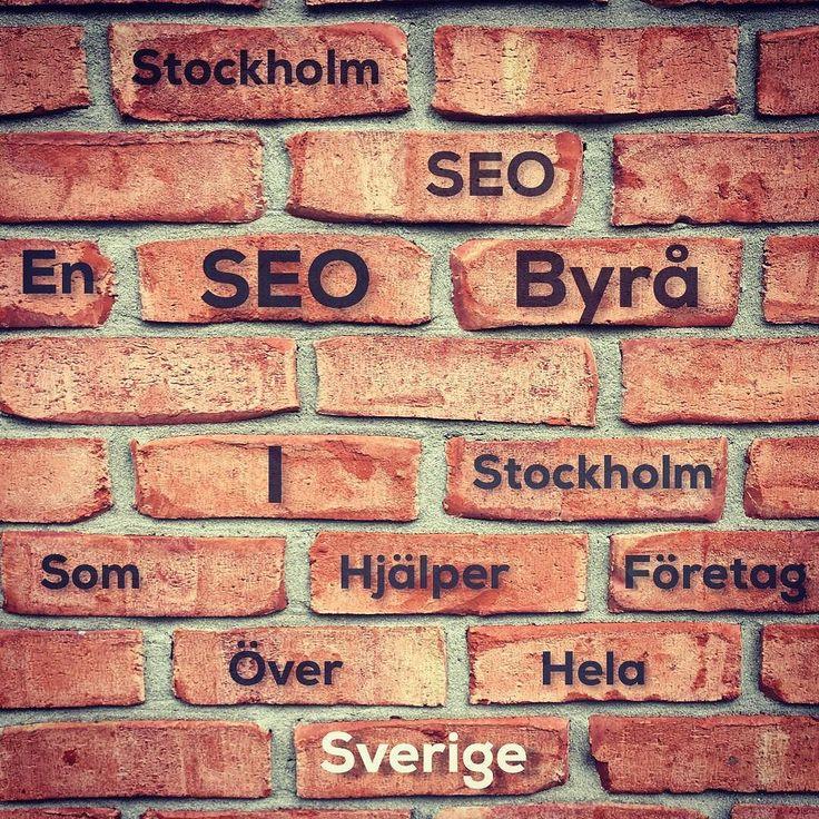 Oavsett vart du befinner dig så finns vi här för att hjälpa er få en stötte och bättre synlighet! #sökmotoroptimering #seo #stockholmseo #digitalmarknadsföring #sökoptimering #socialamedier