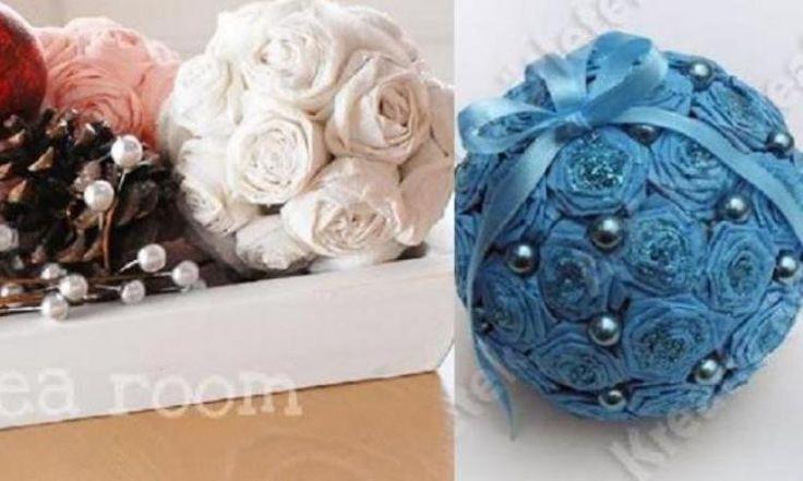1000 id es sur le th me papier cr pon sur pinterest fleurs en papier tutoriel fleur en papier - Boule de fleur en papier crepon ...
