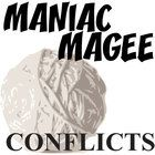 MANIAC MAGEE Conflict Graphic Organizer - 6 Types of Conflict  Students will subconsciously enjoy the design of this one-page graphic organizer as ...