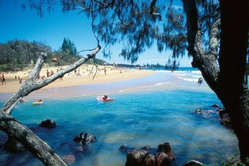 Kelly's Beach #bundaberg