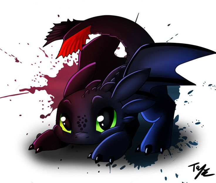 Toothless Wallpaper: Sync Toothless By ~Tenynn On DeviantART