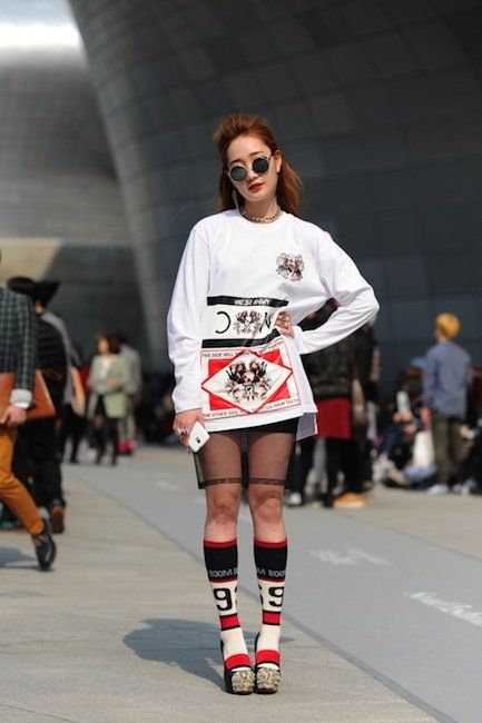 Street Style: Seoul Fashion Week | Fashion Magazine | News. Fashion. Beauty. Music. | oystermag.com