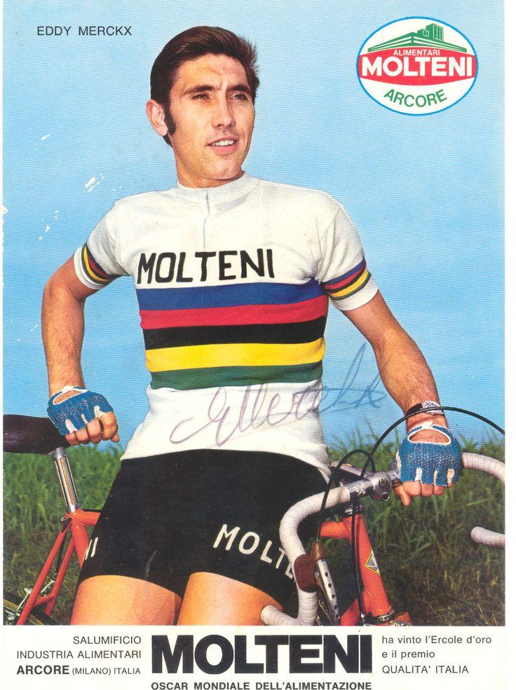 Eddy Merckx #cycling #belgium