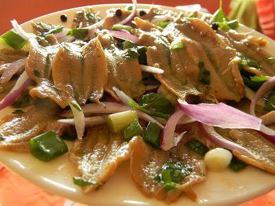 Hamsi Lakerda Salatası... | Vişnap