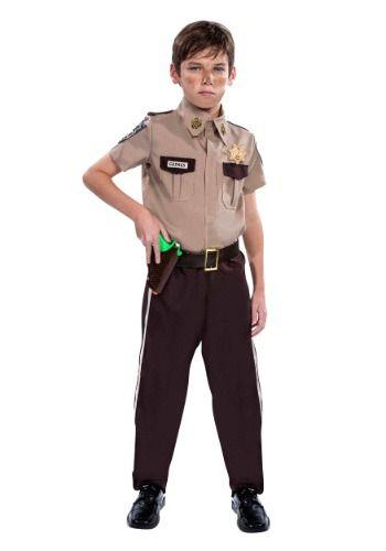 Child's Walking Dead Rick Grimes Costume