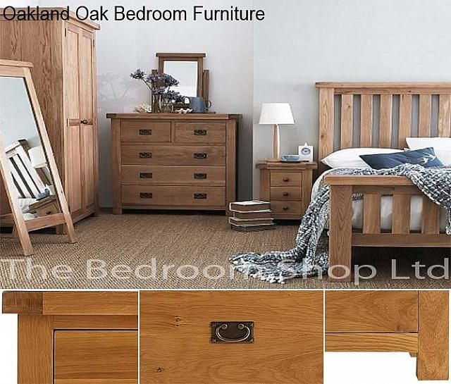 Furniture Store Oakland: 1000+ Ideas About Oak Bedroom Furniture On Pinterest
