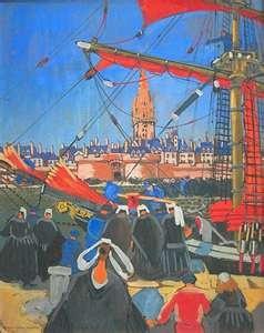 Yvonne Jean Haffen  Saint Malo