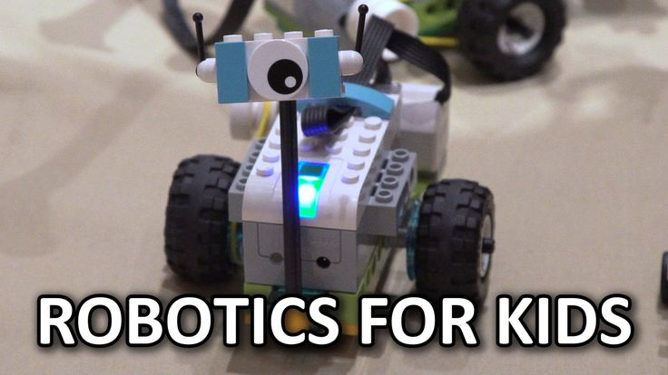 Incorporating robotics into early education! - Lego WeDo 2.0 @ Pepcom - ...