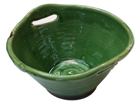 Cutout Bowl Rustic