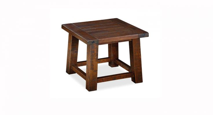 Bolt Side Table | Rochester Furniture