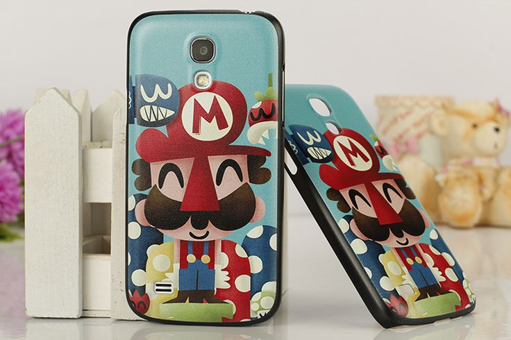Θήκη Ultra Thin Super Mario Case OEM (Samsung Galaxy S4 mini) - myThiki.gr - Θήκες Κινητών-Αξεσουάρ για Smartphones και Tablets - Super Mario