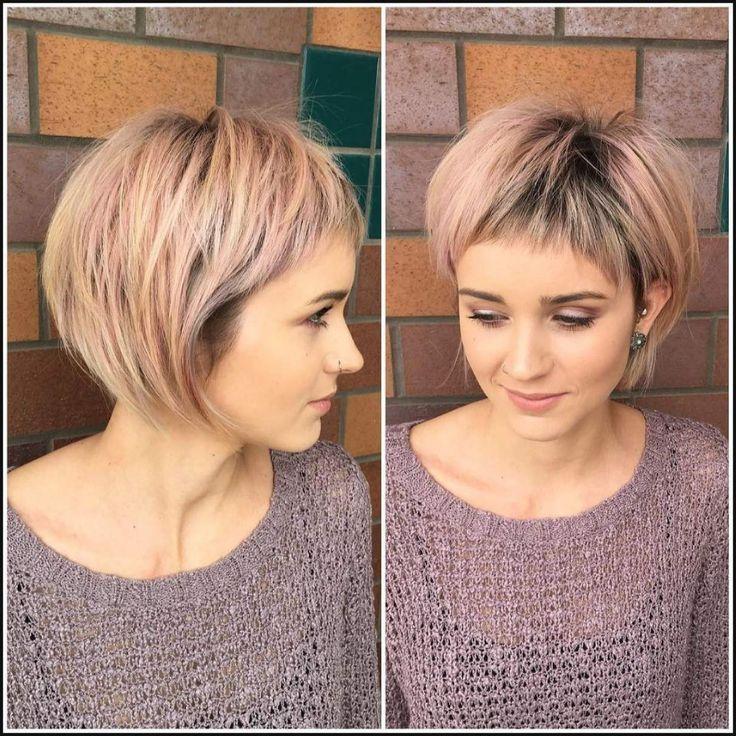 Luxus Frisuren Fur Dunnes Haar Atemberaubend Schn Frisuren Feines