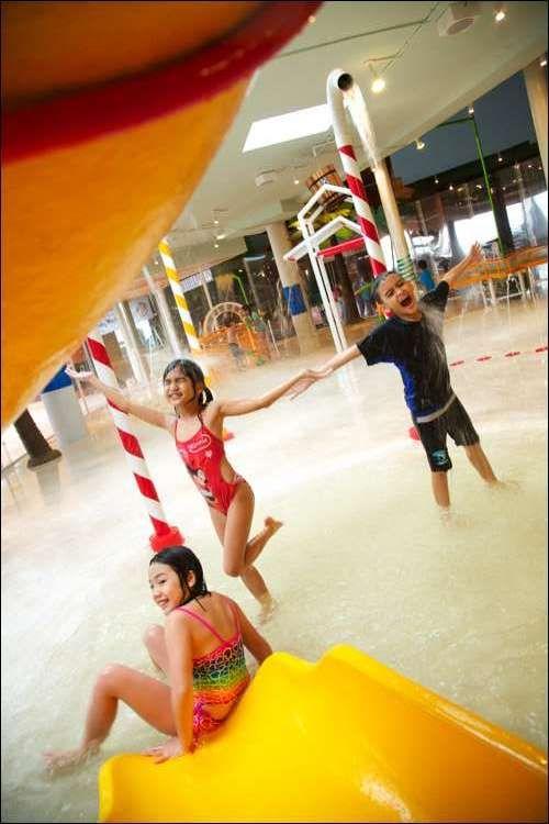 Miniapolis Indoor Playground Kuta