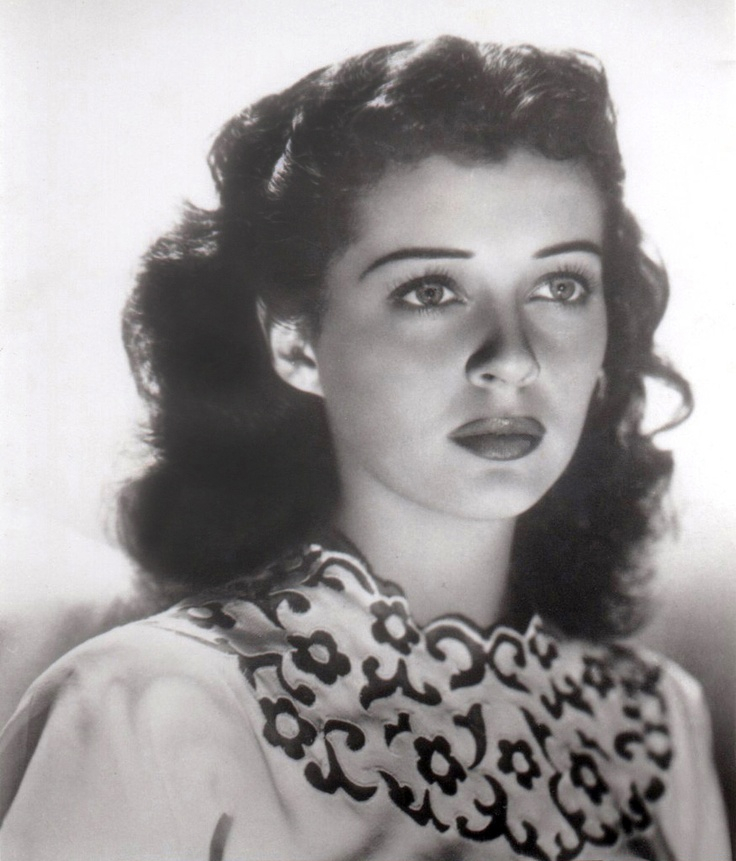 Gail Russell, actress. Died at the age of 37 ,after having fallen on hard times, due to alcoholism and a subsequent heart attack. She was found dead in her apartment.another sad Hollywood story of a young aspiring painter discovered in Hollywood and so shy about acting she used alcohol for courage.
