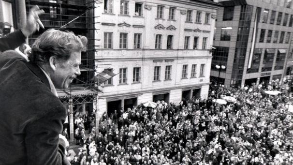 Beautiful Vaclav Havel of Tsjechië