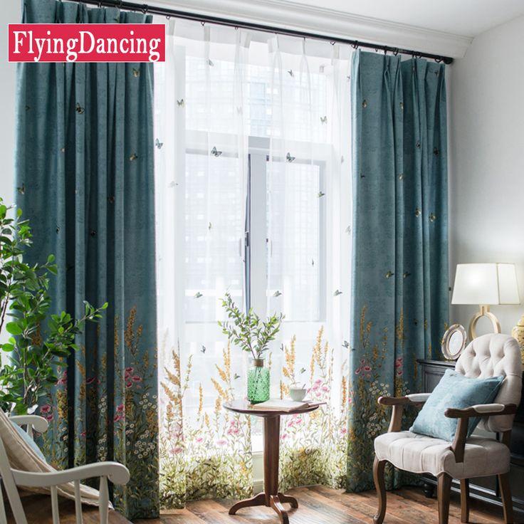 Oltre 25 fantastiche idee su tende per finestra su - Finestre stile americano ...