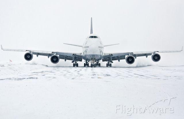Foto von Lufthansa B744 (D-ABVU) ✈ FlightAware