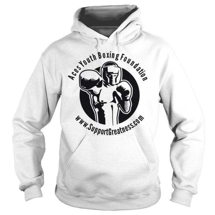 Aces Youth Boxing Foundation Sweatshirts  Long Sleeves