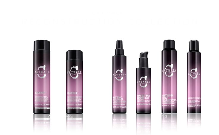 TiGi Catwalk Hair products .......  Rescue, Remedy, Reconstruction Range!!