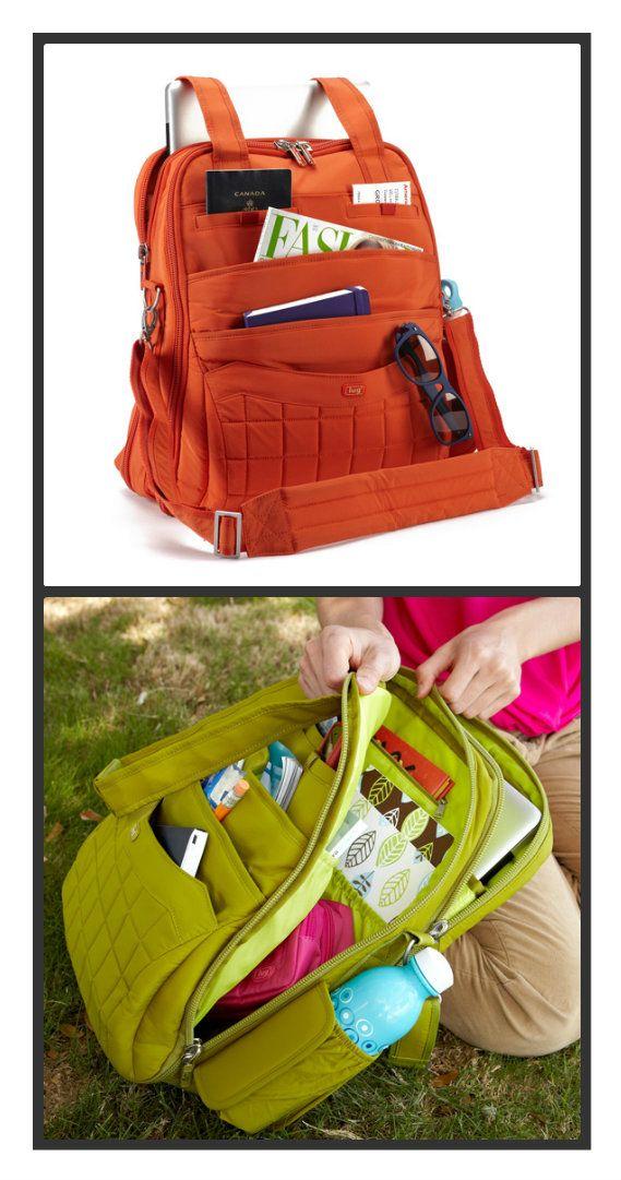 Sac Sprout de Lug : Le sac d'embarquement idéal qui se porte de trois façons!