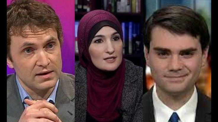 """She's very Dishonest"" Douglas Murray DESTROYS Linda Sarsour with Ben Sh..."