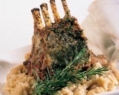 Carré d'agneau persillé (facile, rapide) - Une recette CuisineAZ