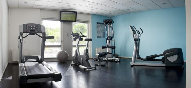Life Fitness Gym at Inntel Hotels Resort Zutphen