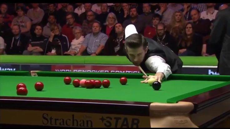 Mark Selby 137 break in Final UK Championship 2016