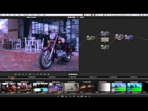 Davinci Resolve Tutorial: Serial vs. Parallel vs. Layer Nodes - YouTube