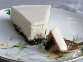 Tarta mousse de chocolate blanco y coco (sin horno)