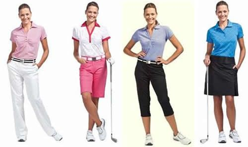 Womens Golf Clothing Brands