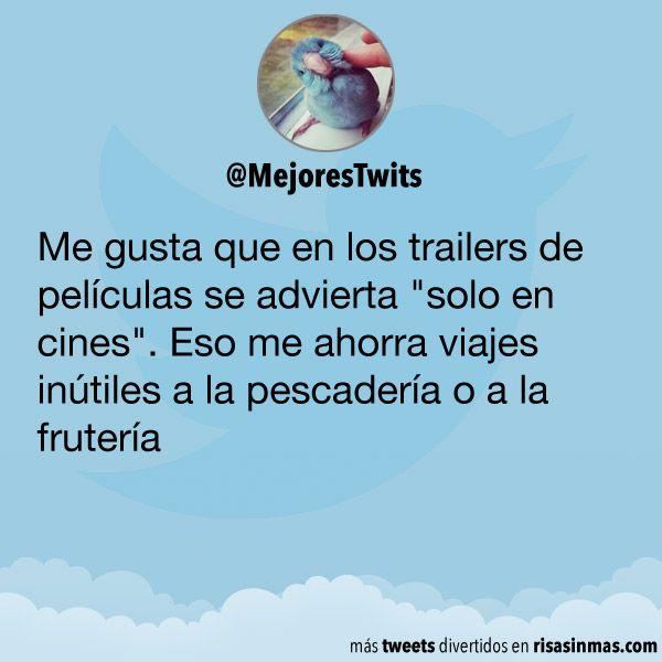 Películas solo en cines