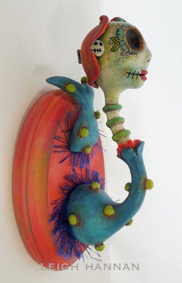 325 best images about paper mache ideas on pinterest for Papier mache art for sale