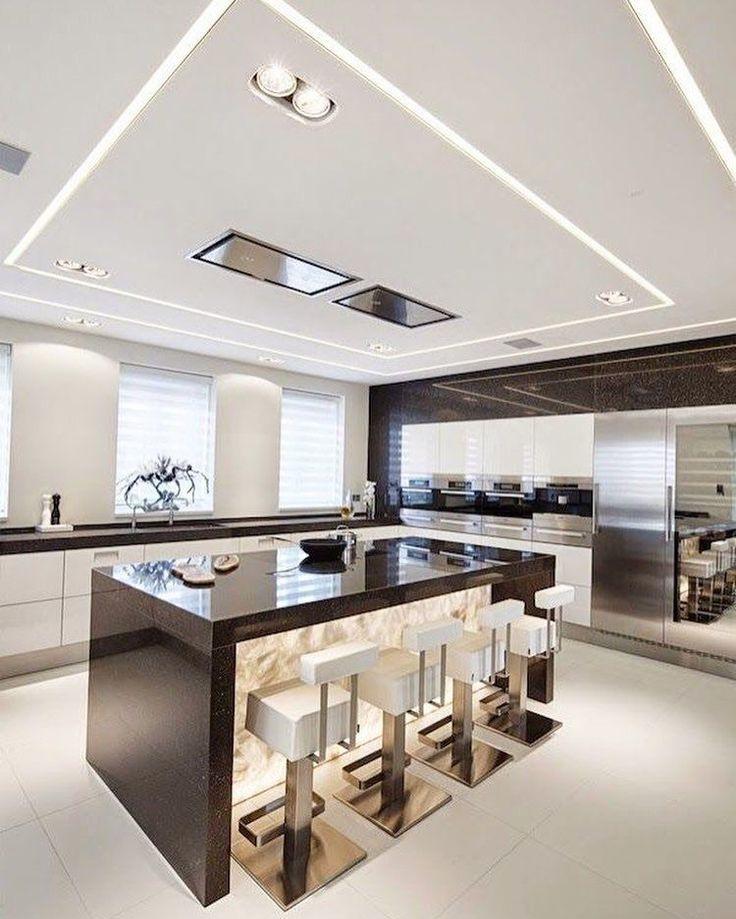 Pin By Laszlo On Kitchens Modern Kitchen Design Luxury Kitchen