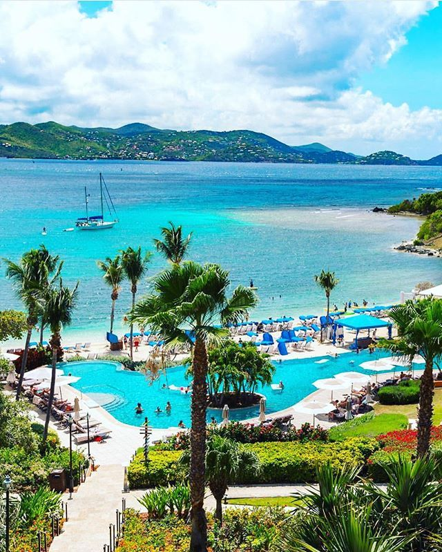 The Ritz Carlton St Thomas USVI Credits
