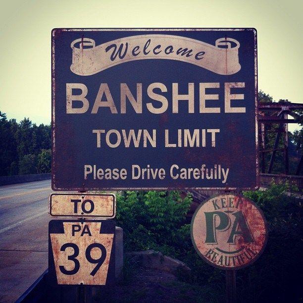 banshee tv show - Google Search