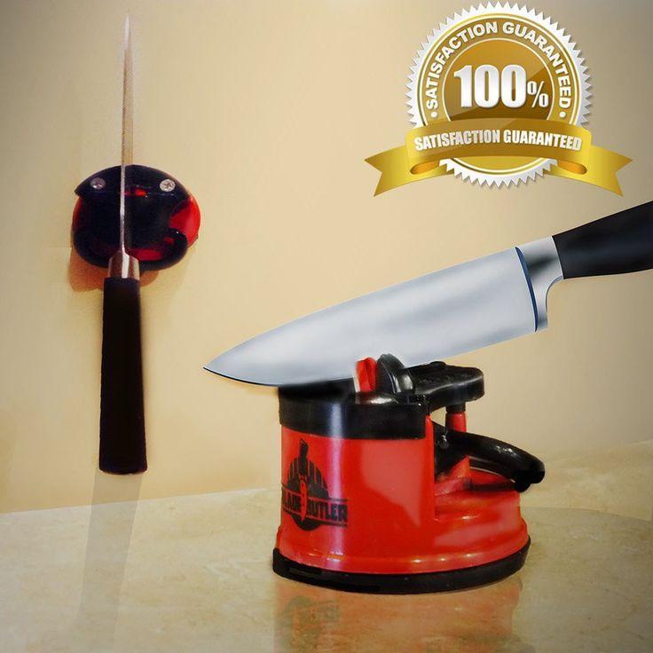 Professional Knife Sharpener, Kitchen Knife Sharpener, Knife Sharpening Tools $19.95 and FREE SHIPPING!!