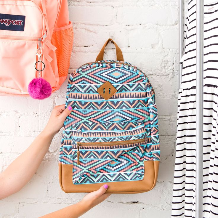 48 best Backpacks images on Pinterest | Fashion backpack, School ...