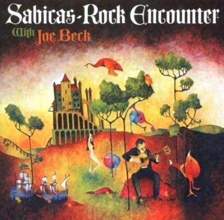 "Sabicas/Joe Beck  ""Rock Encounter""  (1970)"