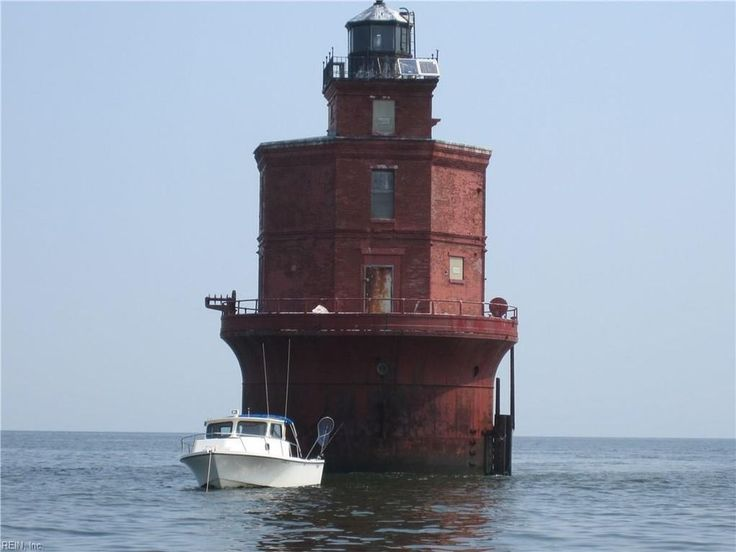 Looking For 'My Lighthouse'? Historic Property For Sale In Virginia