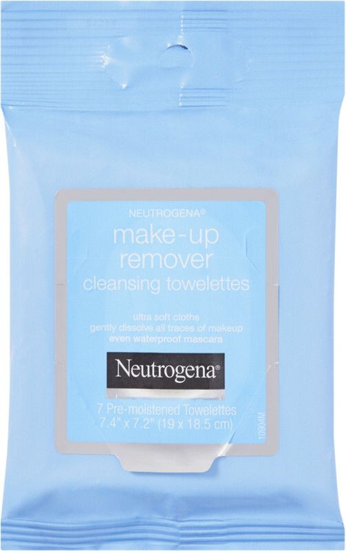 Neutrogena Travel Size Makeup Remover Towelettes