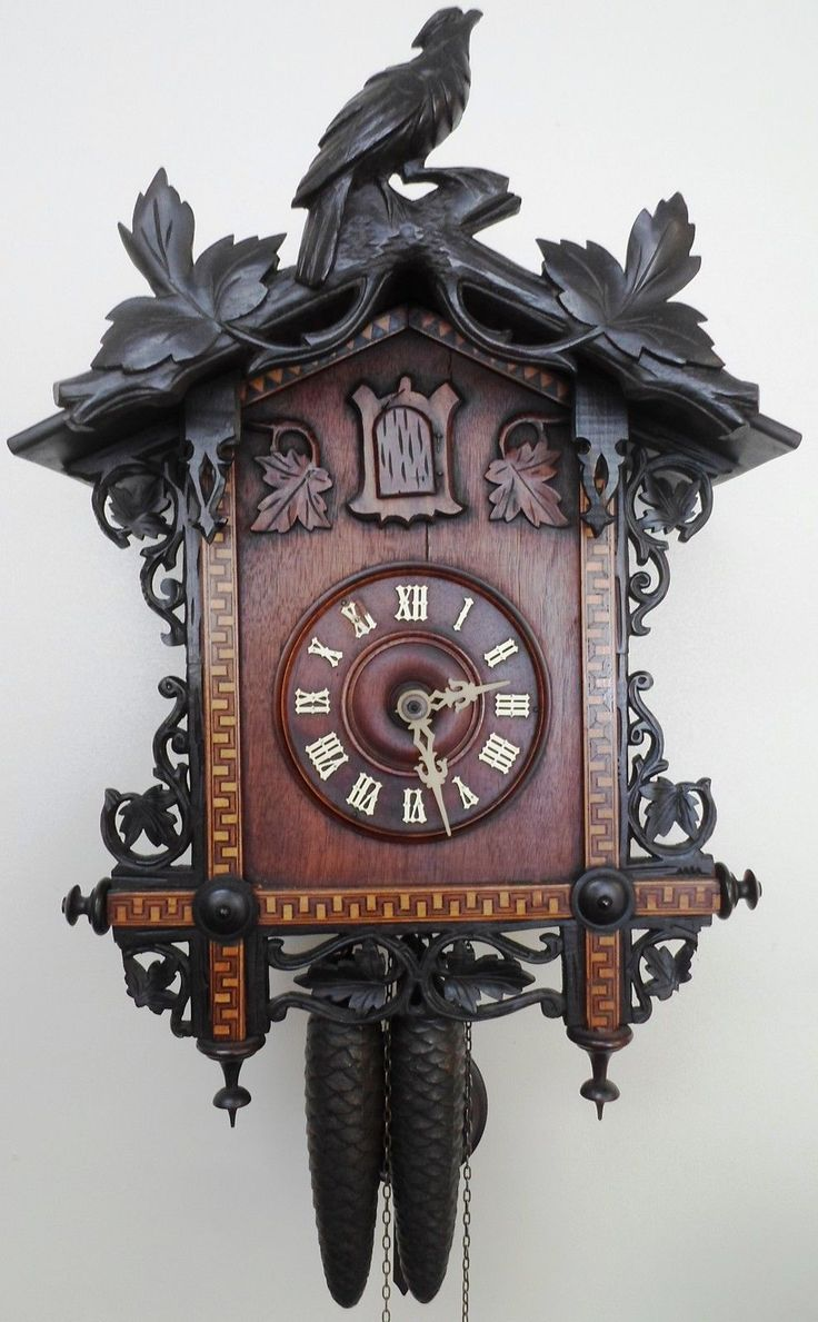 17 best images about clock on pinterest clock faces antiques and lego - Cuckoo clock plans ...
