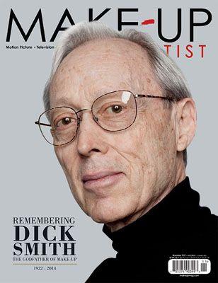 Dick Smith Make Up Artist 82