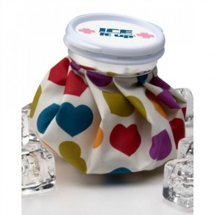 Vintage Ice Bag - Luv Hearts $24.95 NZD