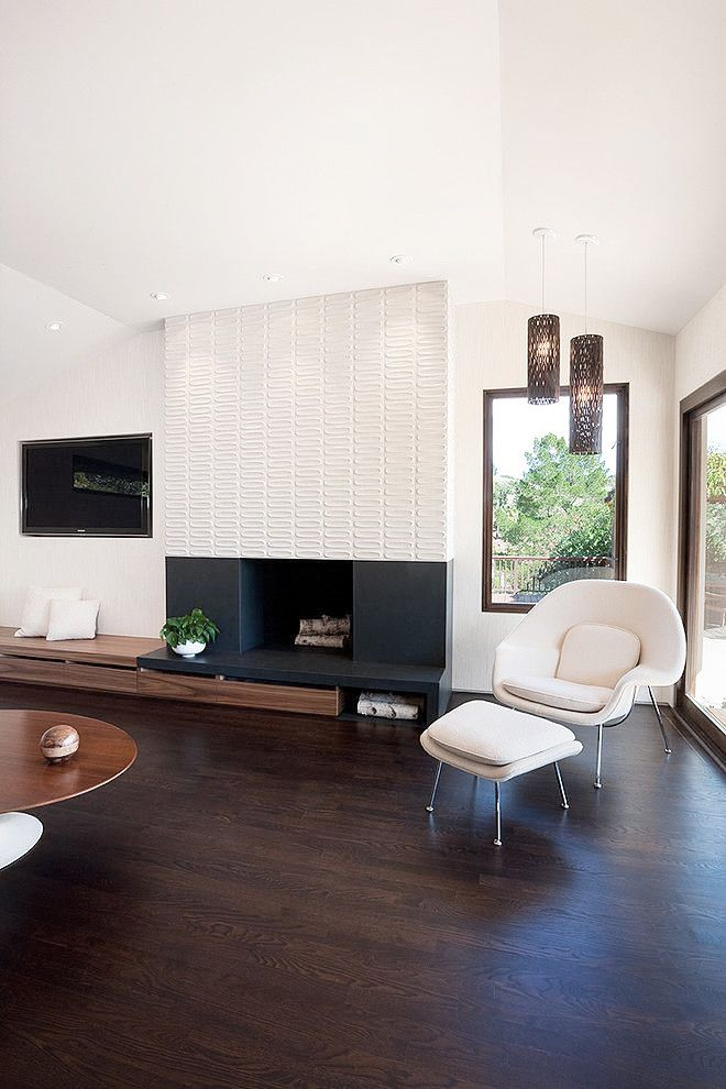 Mid Century Modern Fireplace Design 132 best fireplaces images on pinterest | architecture, fireplace