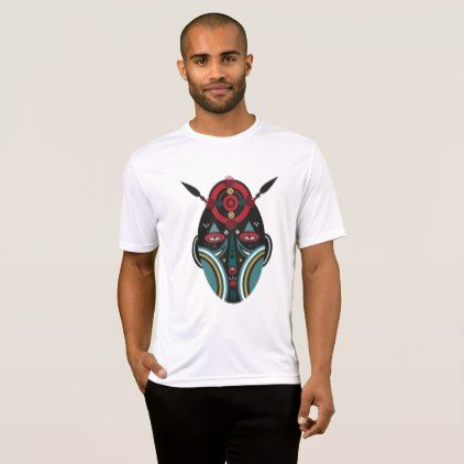 maasai warrior T-Shirt - mens sportswear fitness apparel sports men healthy life