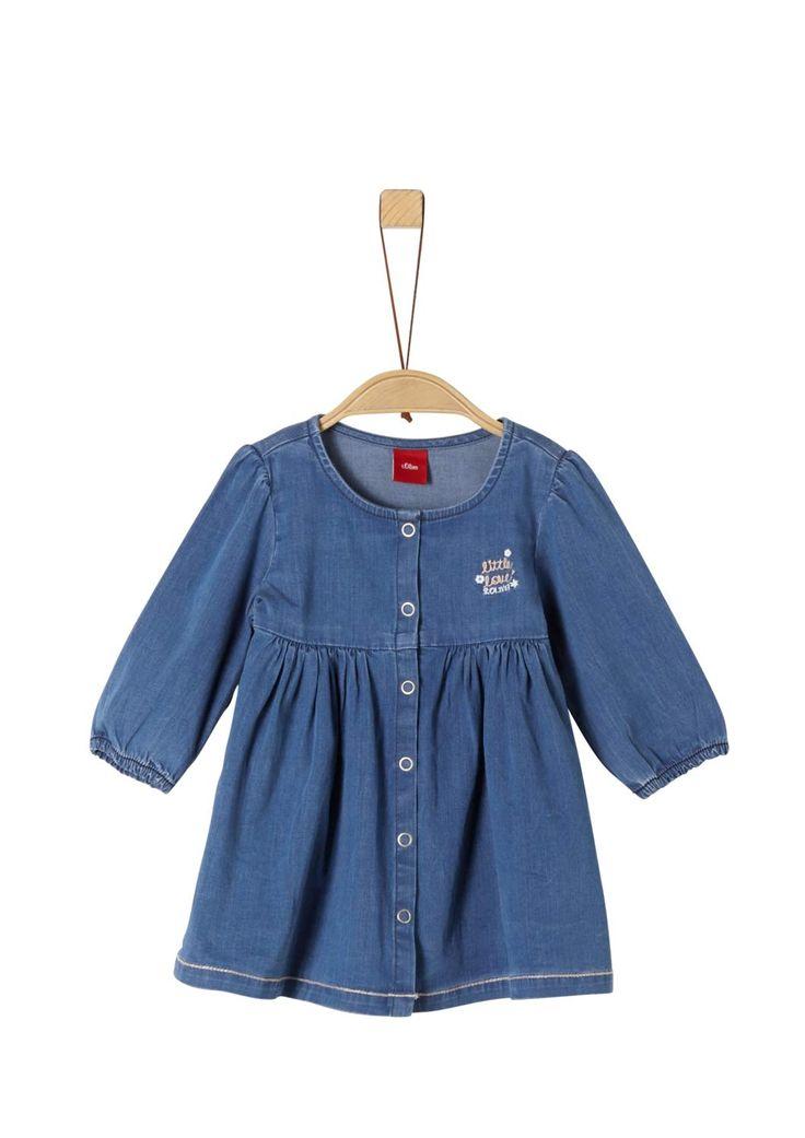 s.Oliver Baby-M dchen Kleid in 2020 | Kleider, Tuch, S.oliver