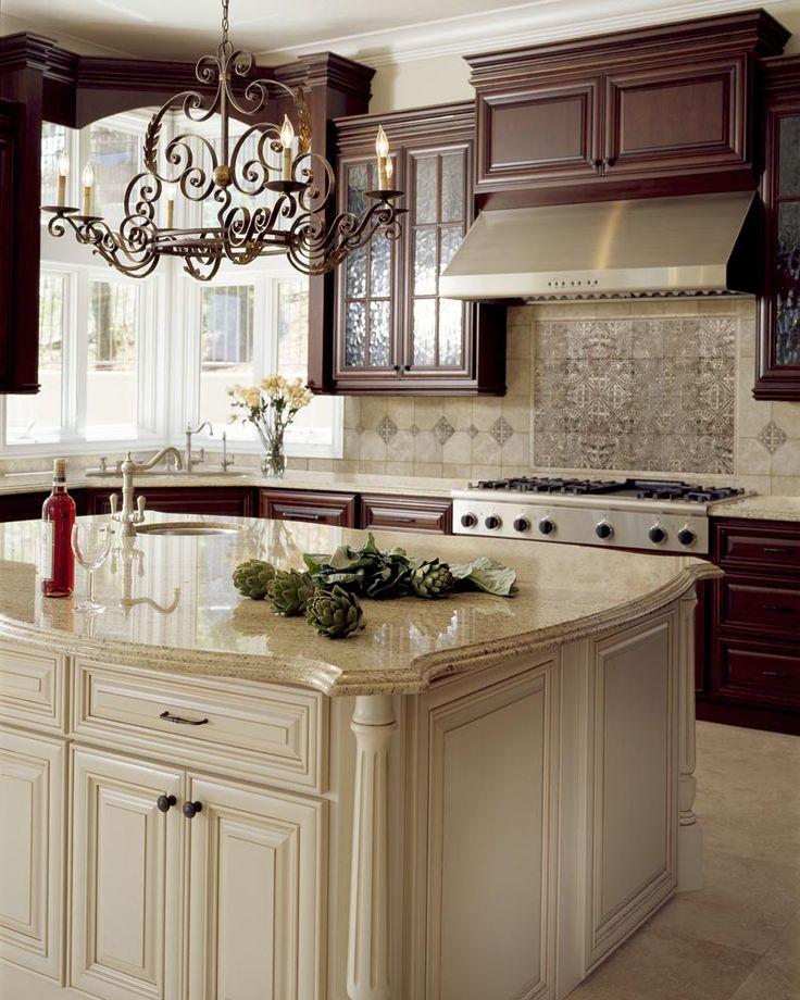 Kitchen Tiles Colour Combination: 289 Best Images About Countertop & Backsplash Trends On